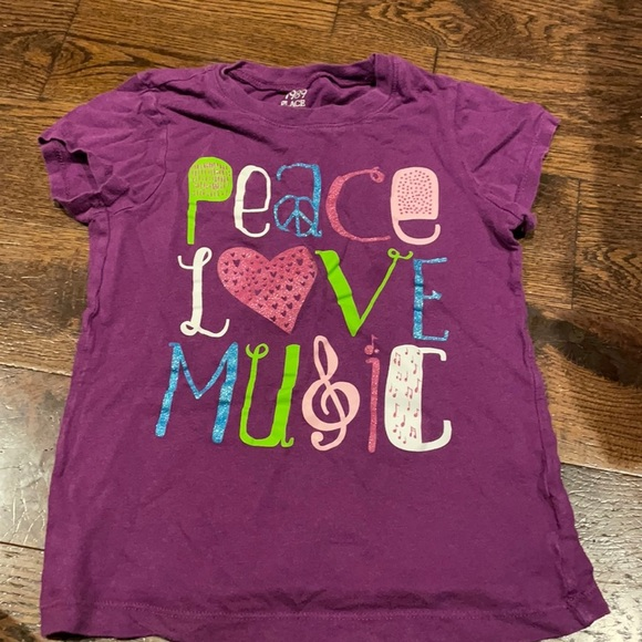 Children's place size small girls top